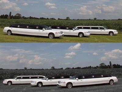 Limousine huren in Steenwijkerland