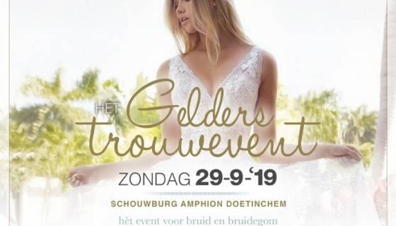 Gelders Trouwevent zondag 29-09-2019