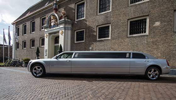 Limousine service Rijswijk