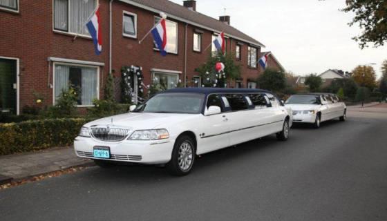 Limousine huren in Renswoude