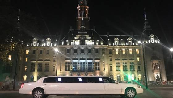 Limousine service en trouwvervoer Rotterdam