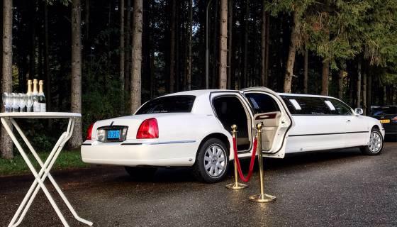 Limousine huren in Baarn
