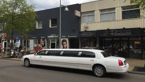 Limousine huren in Apeldoorn