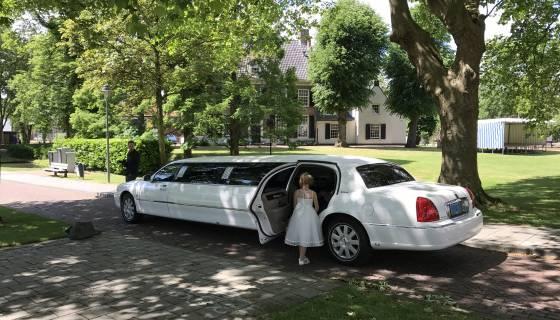 Limousine huren in Ede