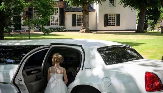 Limousine huren in Rozendaal