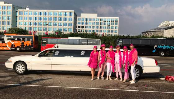 Limousine service Diemen