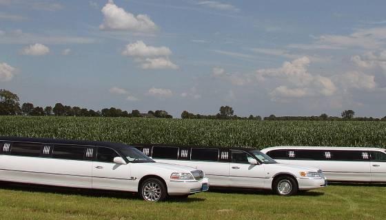 Limousine & trouwauto huren Haaksbergen