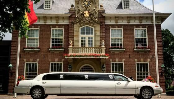Limousine service en trouwauto verhuur Heemstede