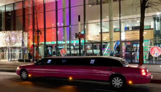 Limousine huren Enschede