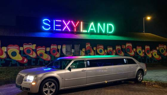Limousine & trouwauto verhuur Amsterdam